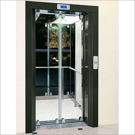 Fully Glassed Automatic Door