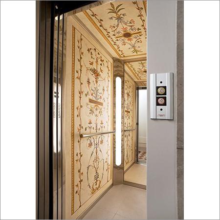 Luxury Passenger Elevator Cabin