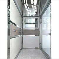 Partially Glazed Passenger Lift Cabin