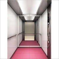 Stainless Steel Passenger Cabin