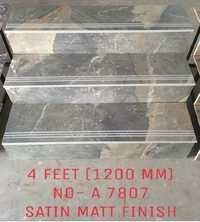 Satin Matt Finsih Tiles Stair | 4feet