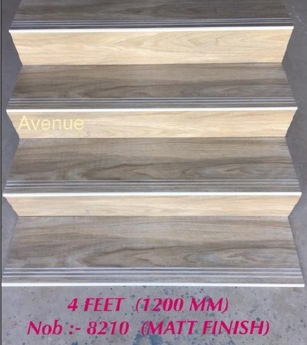 Matt Finsih Setp Riser Tiles | 4feet