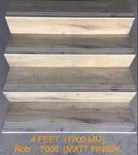 Matt Finsih Step Stair Tiles | 4feet