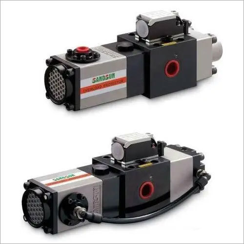 Hydraulic Overload Protector Pump