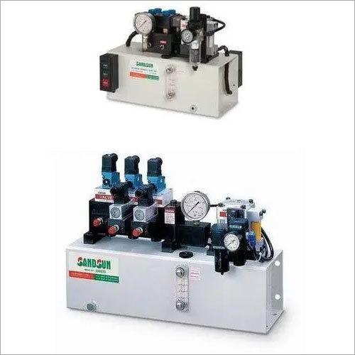Air Operated Hydraulic Pump Unit