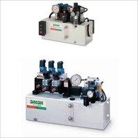 Air Driven Hydraulic Pump Unit