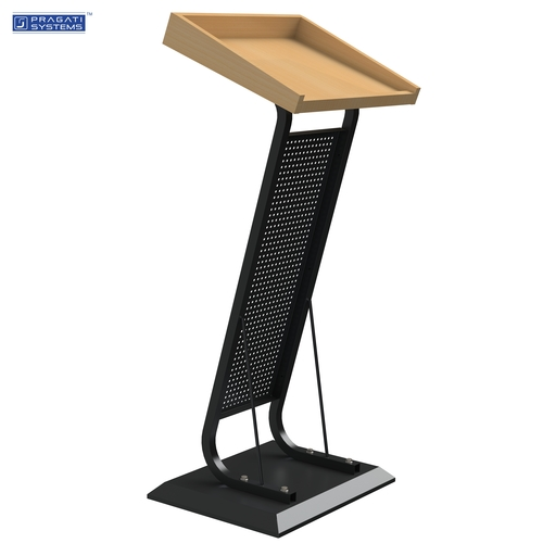 MDF and Steel Podium (Lecture Stand) - PDS-01 Alfa