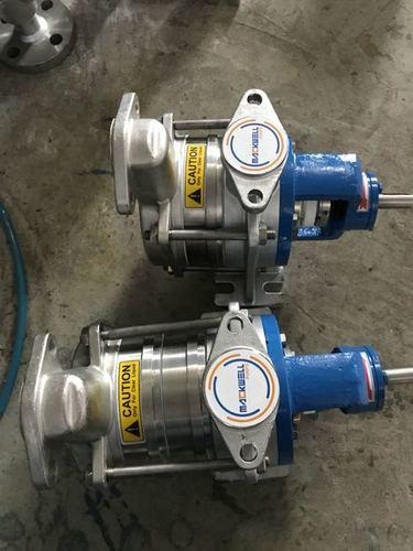 loading - Unloading Solvent Pump