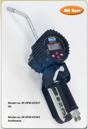 Electronic Oval Gears Oil Flow Meter