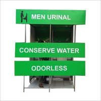 Water Less Urinal