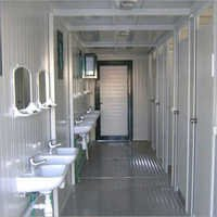 Prefabricated Toilet