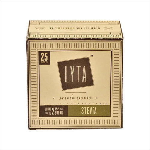 Stevia Sugar Free Powder Sachet