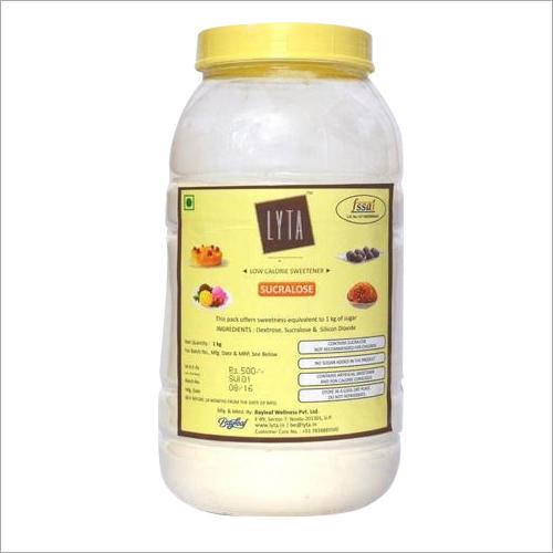 Low Calorie Sugar Free Sucralose Powder