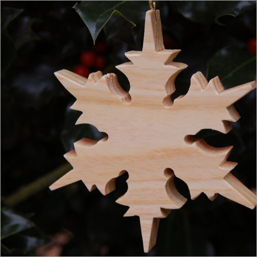 Wooden Christmas Hanging