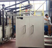 Static Mixer Vacuum Resin Casting Machine