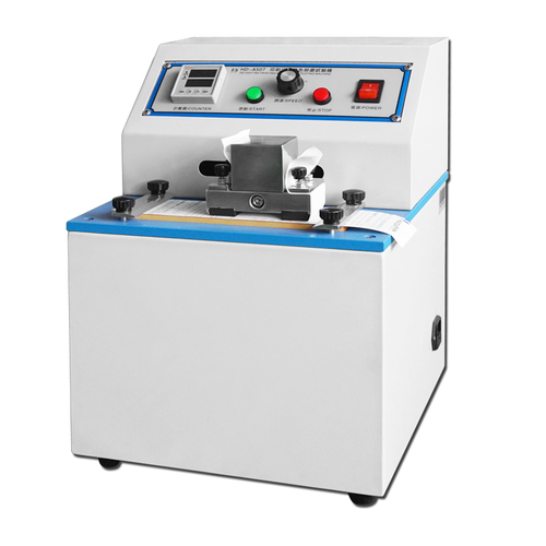 Integration Printing Ink Rubbing Fastness Testing Machine