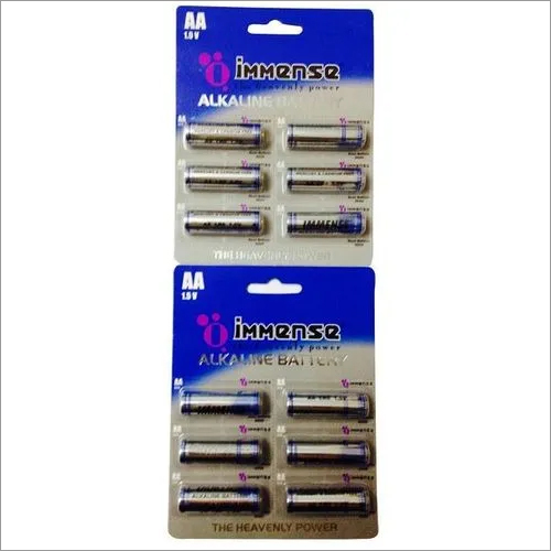 Alkaline Battery LR6 AA