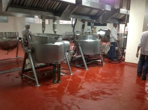 Heat Resistant Flooring
