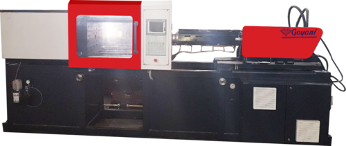 Servo Based Drive Injection Moulding Machine