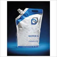 Engine Oil Pouch