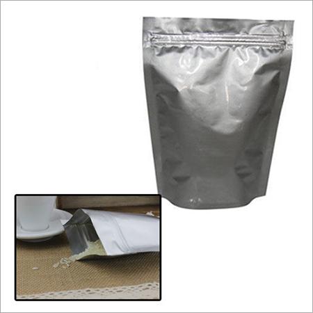 Aluminum Foil Zipper Pouch for Chemical Industry