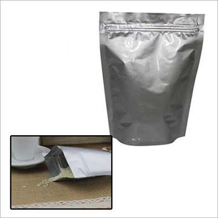 Aluminum Foil Zipper Pouch for Chemical Industry