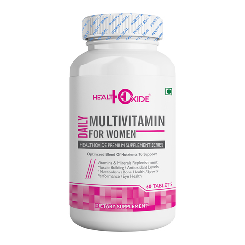 Vitamins and Minerals Supplement