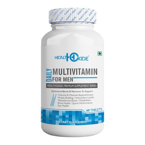 Vitamins and Minerals Supplement