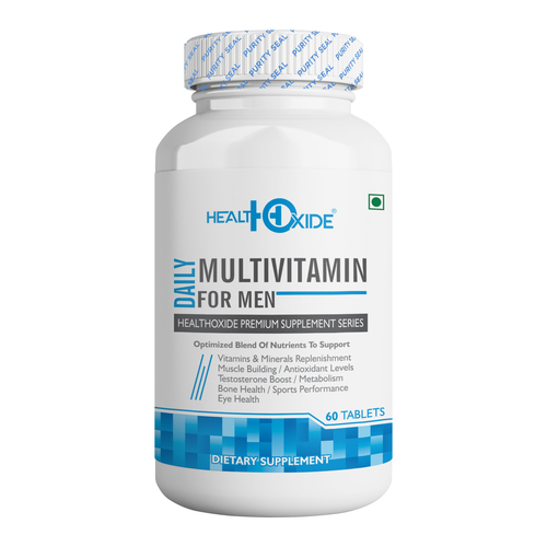 Multivitamin For Men Tablets