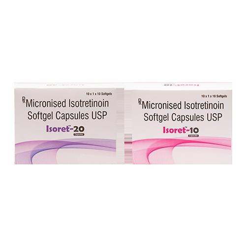 Isotretinoin Softgel Capsule
