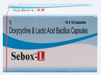 Doxycycline hydrochloride Cap ( Sebox-L )