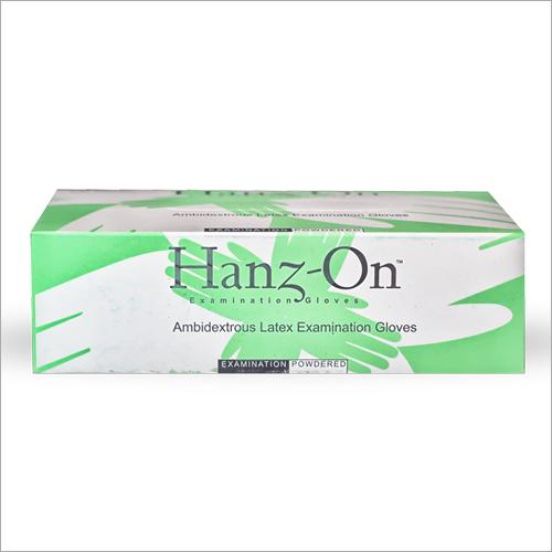 Hanz-on Examination Gloves