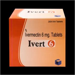 Ivermectin-6mg Tablet