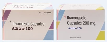 Itraconazole  Capsules Store In Cool
