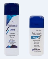 GLARIZ Dusting Powder