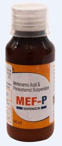 MEF-P Suspension
