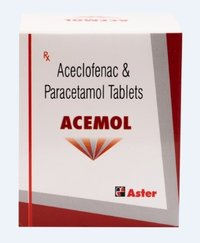 Aceclofenace Tablets
