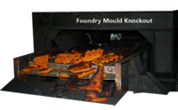 Foundry Mould Shakeout & Knockout machines