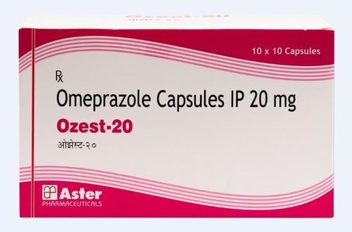 Ozest-20 Capsules
