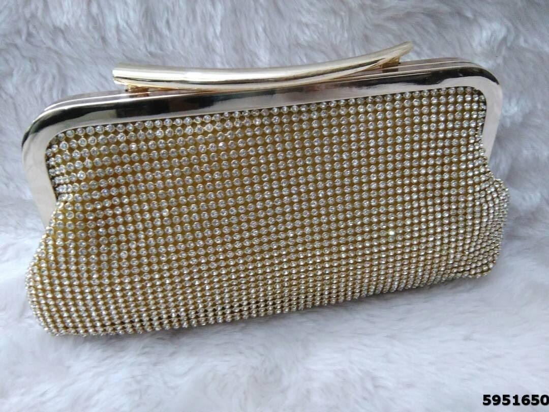 Stylish Fashionable Box Clutch