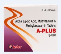 Alpha lipoic acid tablets