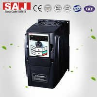 SAJ Frequency Converter 50Hz To 60Hz Three Phase 0.75kW