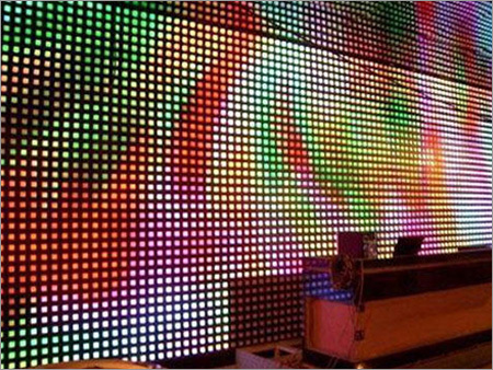 Commercial LED Video Wall