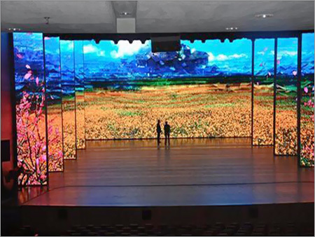 LED Indoor Video Wall Displays