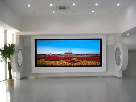 Large LED Screen