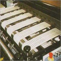 Conveyor Drilled Belts