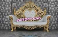 Latest Designer Carved Sofa