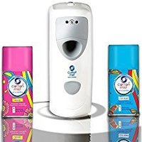 Cotton Mist Automatic Air Freshener Dispenser