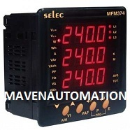 Multifunction Digital Meters