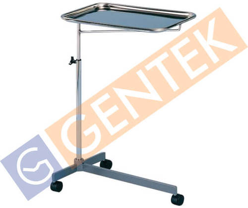 Mayo Instrument Trolley (SS Tray)